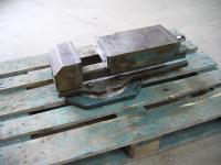 Hydraulischer Schraubstock Hilma